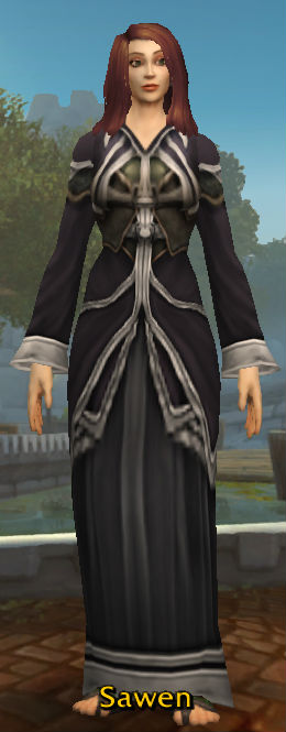 Robes of Arugal