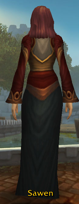 Stonescale Robes back