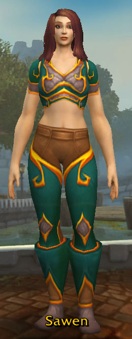 Warder's Outfit