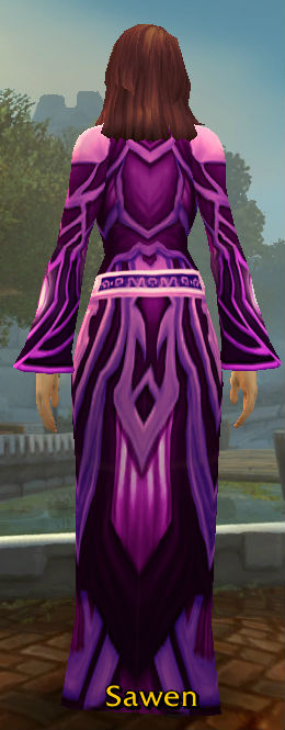 Robe of the Great Dark Beyond back