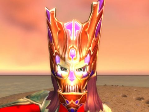 The Hexxer's Mask