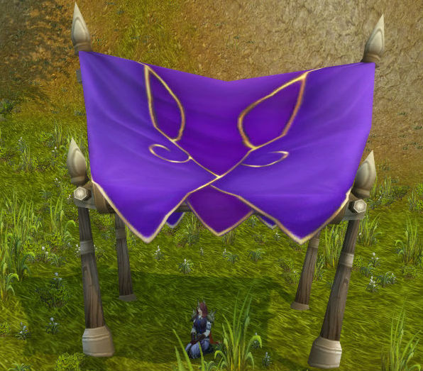 Archmage's Tent