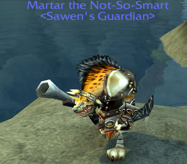 Martar's Magnifying Glass
