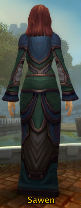 Inquisition Robes back